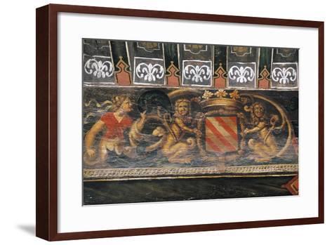 Castle--Framed Art Print
