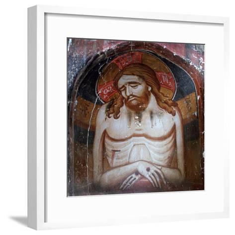 Christ, 1494-Philippos Goul-Framed Art Print