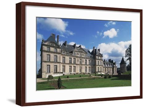 Raray Castle--Framed Art Print