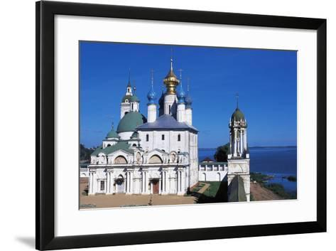 Cathedral of Immaculate Conception--Framed Art Print