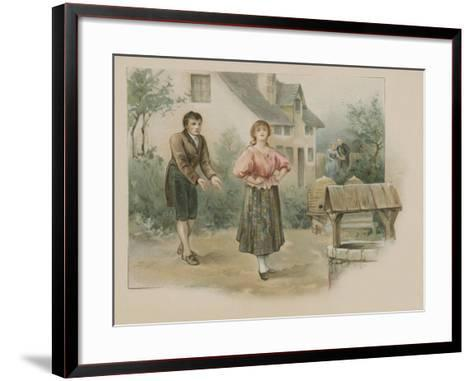 Duncan Gray-Henry Marriott Paget-Framed Art Print