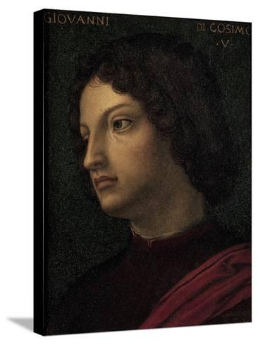 Portrait of Giovanni De Medici--Stretched Canvas Print