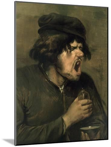 Bad Medicine, by Adriaen Brouwer--Mounted Giclee Print