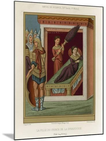 The Daughter of the Prince of the Synagogue--Mounted Giclee Print