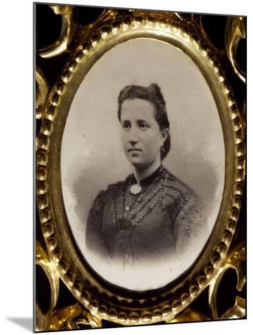 Felicia Grillo, Mother of Francesco Cilea--Mounted Giclee Print