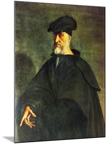 Portrait of Andrea Doria--Mounted Giclee Print