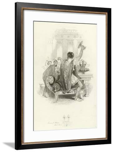 Timon of Athens Giclee Print by Joseph Kenny Meadows | Art.com