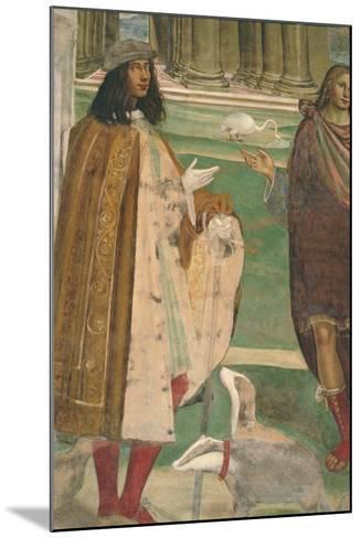 The Life of St. Benedict--Mounted Giclee Print