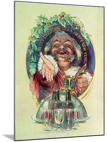 Merry Christmas and a Happy New Year', 1947--Mounted Giclee Print