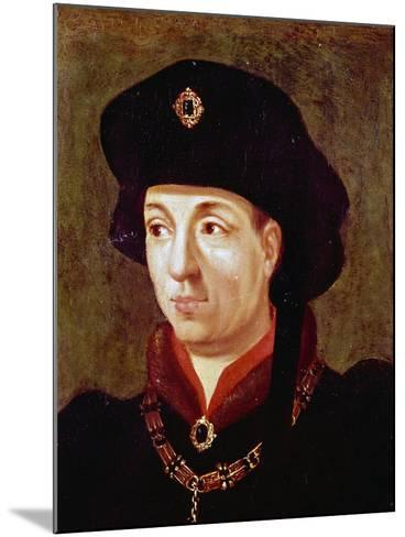 Portrait of Philip III, also known as Philip Good--Mounted Giclee Print