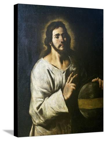 Saint-Cesare Fracanzano-Stretched Canvas Print