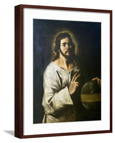 Saint-Cesare Fracanzano-Framed Art Print