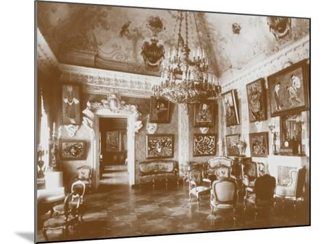 Pink Dining Room, known as the Matisse Room, 1913--Mounted Photographic Print