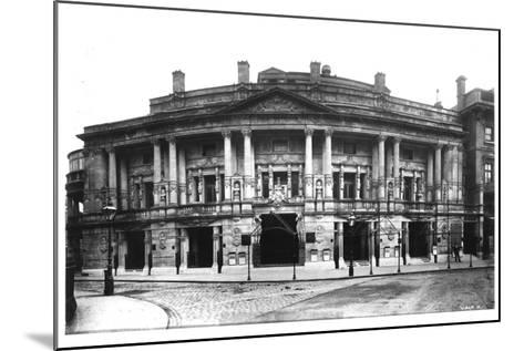 Queen's Hall in Langham Place, London, 1896--Mounted Photographic Print