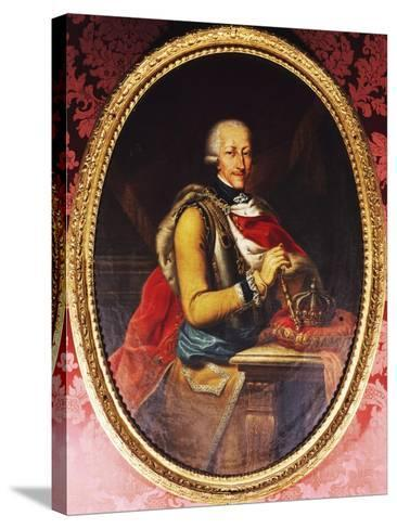 Victor Amadeus III of Sardinia--Stretched Canvas Print