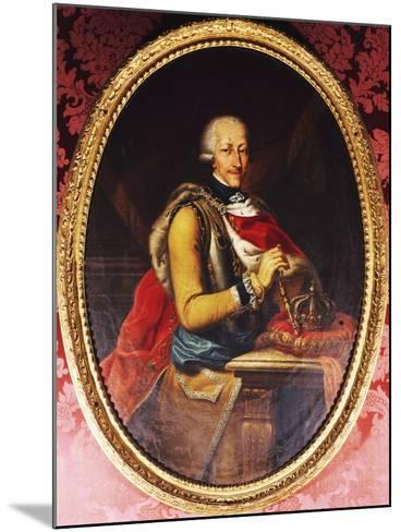 Victor Amadeus III of Sardinia--Mounted Giclee Print