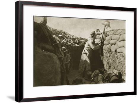 Gallipoli--Framed Art Print
