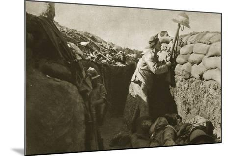 Gallipoli--Mounted Photographic Print