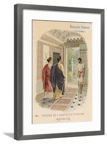 Romans--Framed Art Print