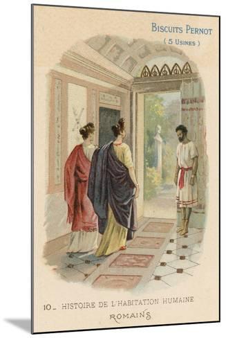 Romans--Mounted Giclee Print