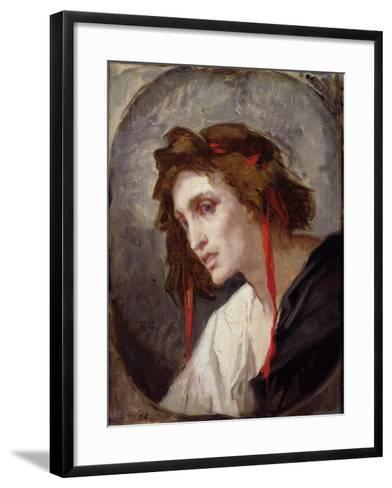 The Madman-Thomas Couture-Framed Art Print