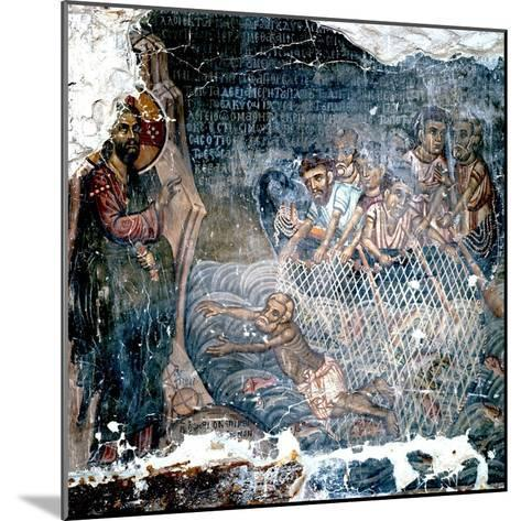 St Peter's Lack of Faith--Mounted Giclee Print