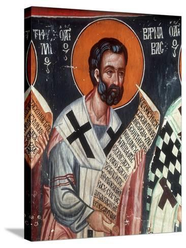 St Barnabas, 1494-Philippos Goul-Stretched Canvas Print