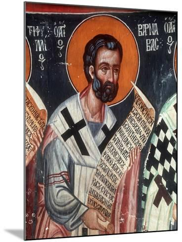 St Barnabas, 1494-Philippos Goul-Mounted Giclee Print