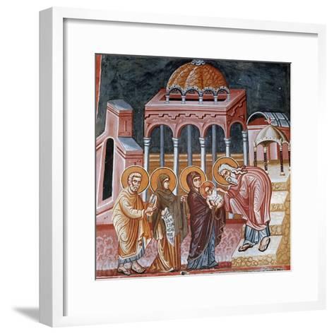 The Presentation, 1494-Philippos Goul-Framed Art Print