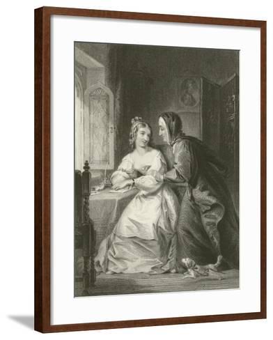 The Discovery-Robert Farrier-Framed Art Print