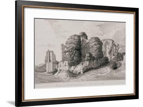 Kenilworth Castle?, 1776-Moses Griffiths-Framed Art Print