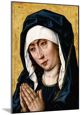 The Mater Dolorosa-Albrecht Bouts-Mounted Giclee Print