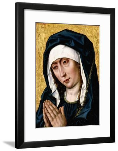 The Mater Dolorosa-Albrecht Bouts-Framed Art Print