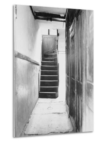 The Interior of 29 Hanbury Street,1888--Metal Print