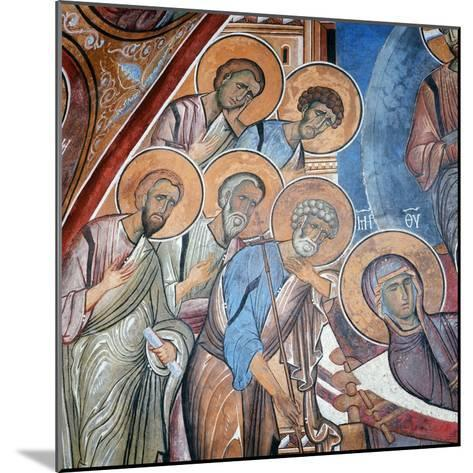 The Apostles Mourning the Virgin, 1192--Mounted Giclee Print