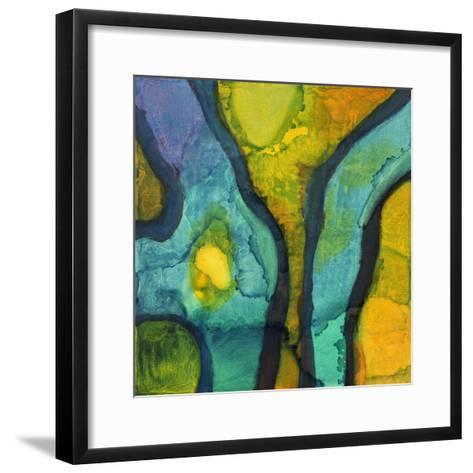 Goby, 1997-Charlotte Johnstone-Framed Art Print