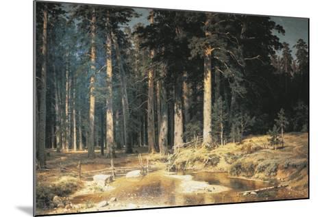 Forest, 1898-Ivan Ivanovitch Shishkin-Mounted Giclee Print