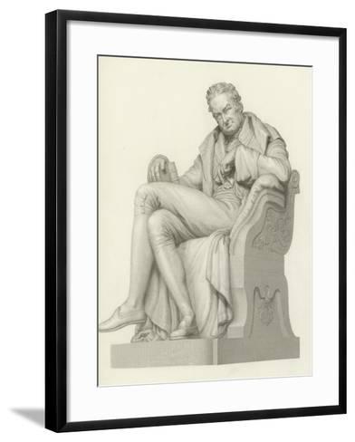 William Wilberforce--Framed Art Print