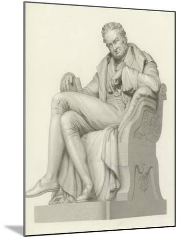 William Wilberforce--Mounted Giclee Print