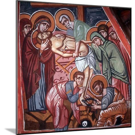 Descent from the Cross, 1494-Philippos Goul-Mounted Giclee Print