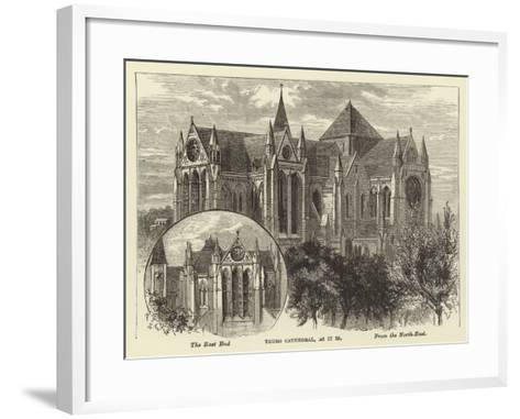 Truro Cathedral--Framed Art Print