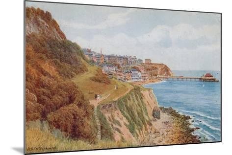 Ventnor, from W-Alfred Robert Quinton-Mounted Giclee Print