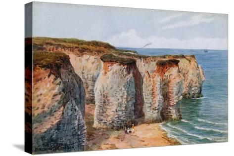 The Cliffs, Birchington-On-Sea-Alfred Robert Quinton-Stretched Canvas Print