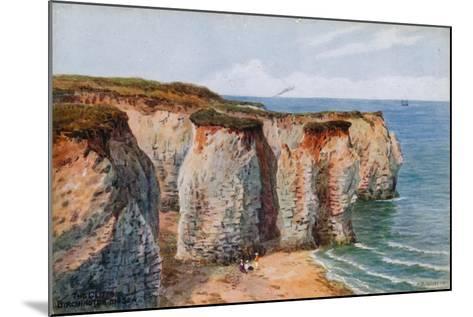 The Cliffs, Birchington-On-Sea-Alfred Robert Quinton-Mounted Giclee Print