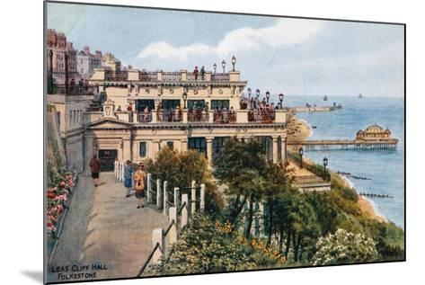 Leas Cliff Hall, Folkestone-Alfred Robert Quinton-Mounted Giclee Print
