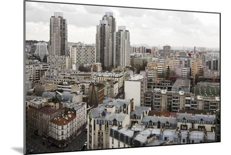 Paris, 19th District--Mounted Photographic Print