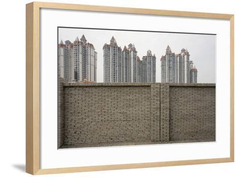 Jinxiu Silver Bay, Guangzhou, China--Framed Art Print