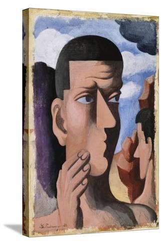 Castor and Pollux, 1922-Roger de La Fresnaye-Stretched Canvas Print