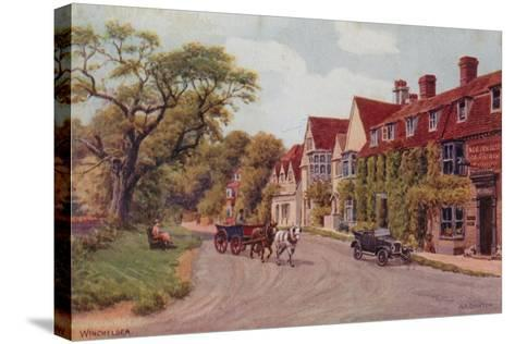 Winchelsea-Alfred Robert Quinton-Stretched Canvas Print