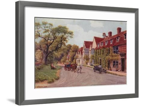 Winchelsea-Alfred Robert Quinton-Framed Art Print